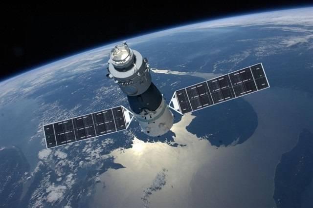 Das chinesische Raumlabor Tiangong 1