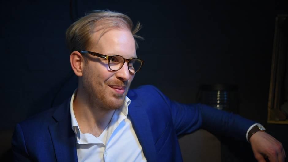 Bedingungsloses Grundeinkommen: Gespräch mit Rutger Bregman