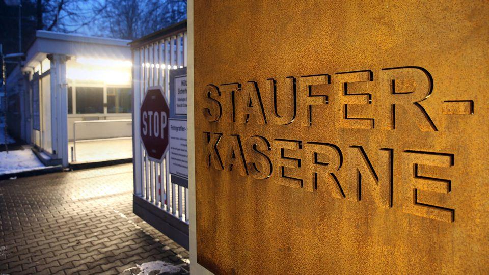 Staufer-Kaserne in Pfullendorf