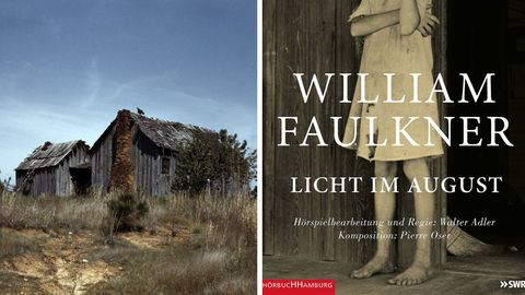 "William Faulkner: ""Licht im August"""