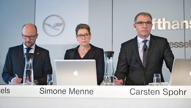 Erste Frau: Bei der Lufthansa hatte sich die Diplom-Kauffrau von der Revisorin zur ersten Finanzchefin eines Dax-Konzerns hochgearbeitet. Vorstandschef wurde dann aber 2014 Carsten Spohr