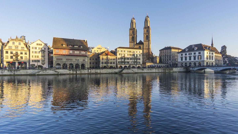 In der Schweiz ist der Anteil der Mieter am höchsten - in Bild: Zürich
