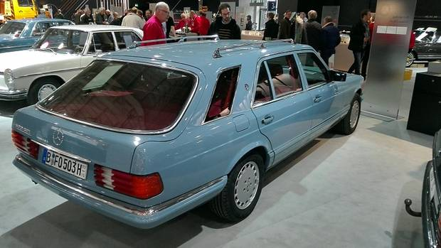 Mercedes 500 SEL Kombi