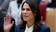 Marion Kiechle ist bis zu ihrer Vereidigung als Wissenschaftsministerin in Bayern nicht einmal CSU-Mitglied gewesen