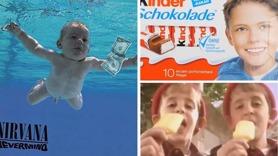 Nirvana-Baby und Co.: Kennt ihr noch die Kinderstars aus der Werbung von früher? So sehen sie heute aus