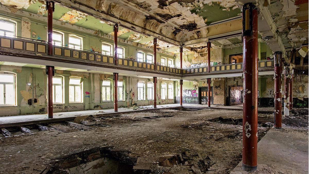 Lost Places in Deutschland: Das sind Thüringens schaurigste Orte zum Gruseln