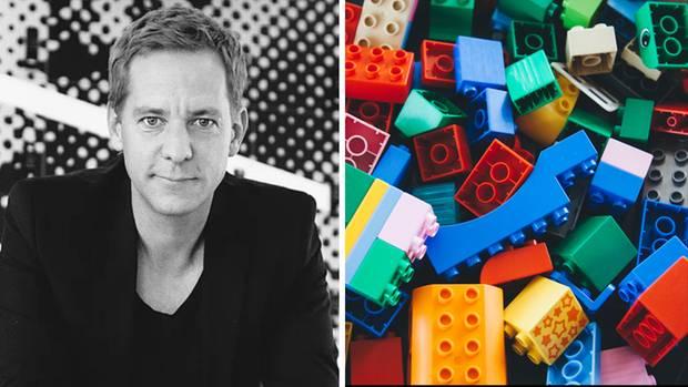 Lars Silberbauer ist verantwortlich für die weltweiten Social-Media-Kanäle von Lego