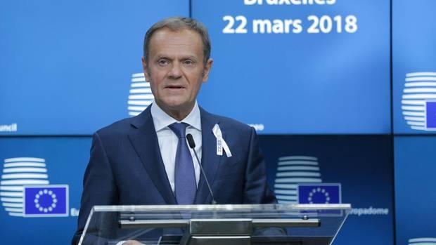 Donald Tusk EU-Ratspräsident
