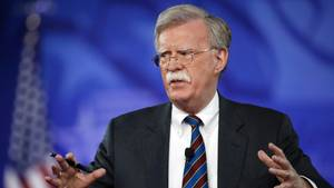 John Bolton, künftiger Sicherheitsberater von Donald Trump