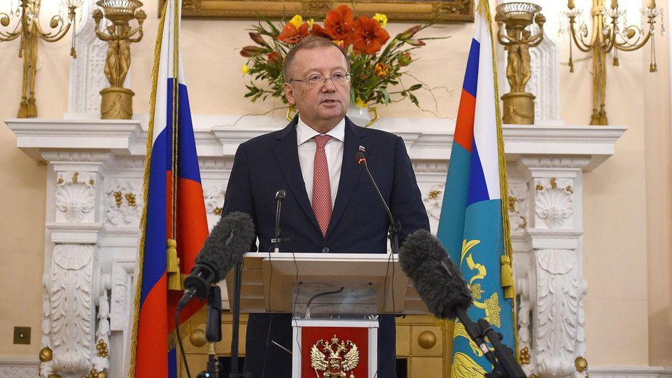 Der Botschafter Russlands in Großbritannien, Alexander Jakowenko, deutete eine britische Beteiligung im Skripal-Fall an