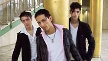 """Grup Tekkan landeten 2006 mit """"Wo bist du mein Sonnenlicht"""" überraschend einen Hit: Fatih, Ismail und Selcuk(v.l.)"""
