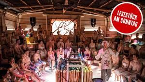Die Sauna ist wieder hip: Die Deutschen entdecken das Event-Saunen