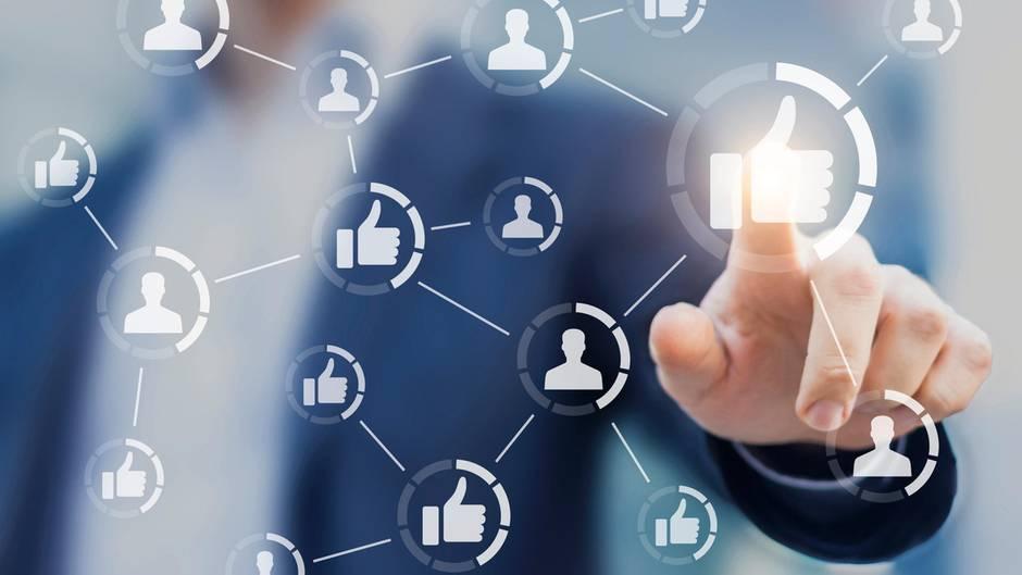 Facebook Likes Daten