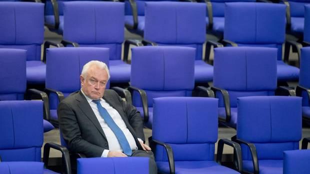 FDP-Politiker Wolfgang Kubicki