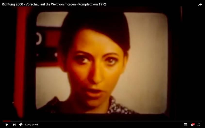Sprachassistentin 1972