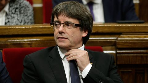 Carles Puigdemont Katalanien