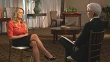 """Stormy Daniels bei CBS: """"Bin kein Opfer"""""""