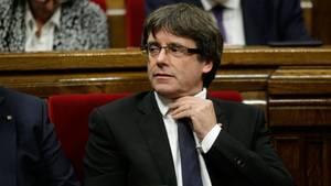 Carles Puigdemont: Deutsche Gerichte entscheiden über sein Schicksal