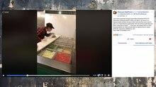 Eine Bedienung aus den USA spuckt einer Kundin vor lauter Wut ins Essen