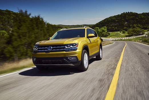 VW Atlas 3.6 V6 4motion - mittlerweile erfolgreicher als der Passat