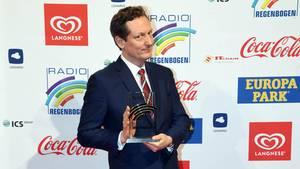 Eckart von Hirschhausen bei der Verleihung der Radio Regenbogen Awards