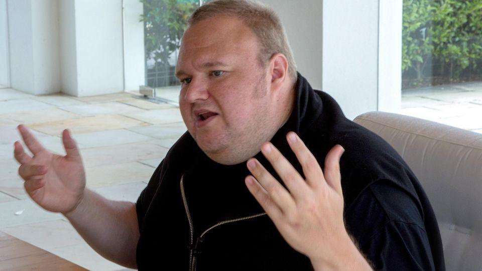 Kim Dotcom erhält von der neuseeländischen Regierung 53.000 Euro Schadenersatz