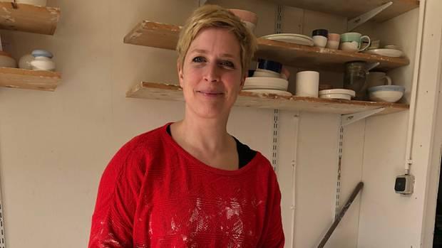Annika Schüler aus München hat ihr Hobby zum Beruf gemacht.