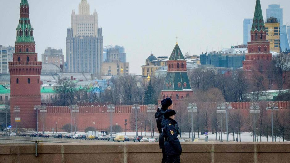 Moskau: Der Kreml weist jegliche Verantwortung für den Anschlag an Skripal zurück.
