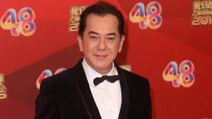 Superstar Anthony Wong bei einer Preisverleihung 2015 in Hongkong