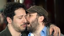 "Die ""Jerks"": Fahri Yardim (l.) und Christian Ulmen"