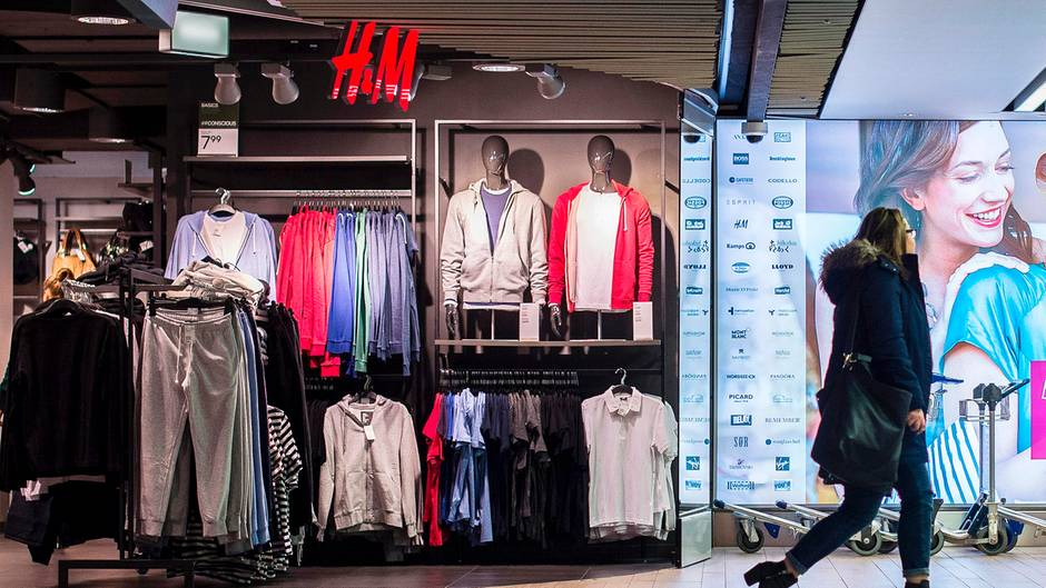 Hm In Der Krise Warum Die Klamotten Zu Ladenhütern Verkommen