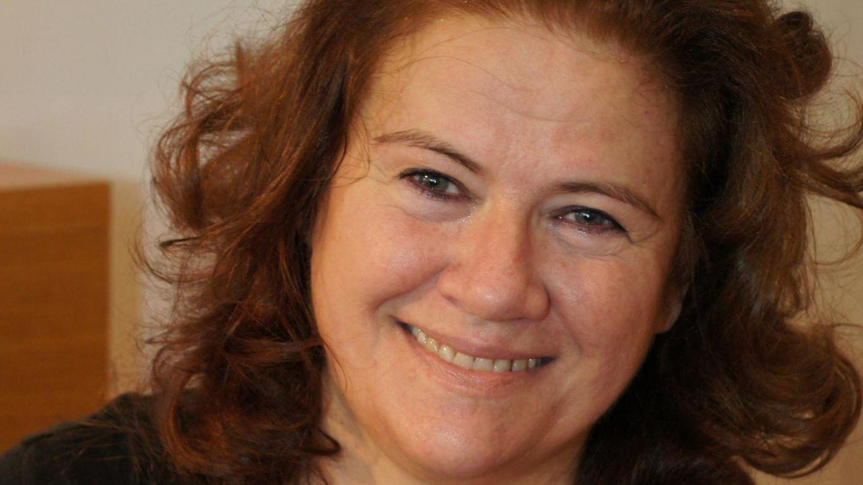 Jutta Ditfurth bei einer Buchvorstellung, 2013