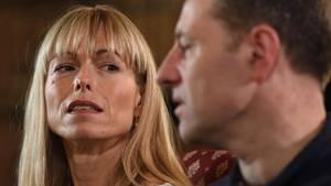 Eltern von Maddie McCann in einem BBC-Interview