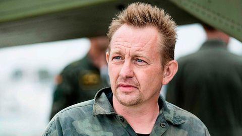Peter Madsen  vor seiner Verhaftung