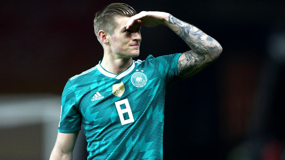Toni Kroos nach der Pleite gegen Brasilien