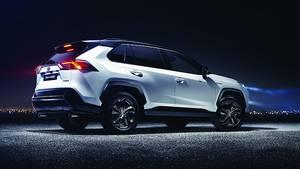 Der neue Toyota RAV4 kommt Anfang nächsten Jahres nach Deutschland