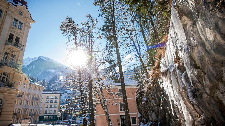 Bad Gastein: der verwitterte Alpenkurort im Salzburger Land