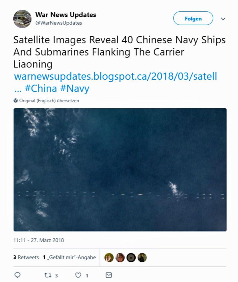 See-Manöver: 40 Kampfschiffe und ein Flugzeugträger – so fordert China die Seemacht der USA heraus