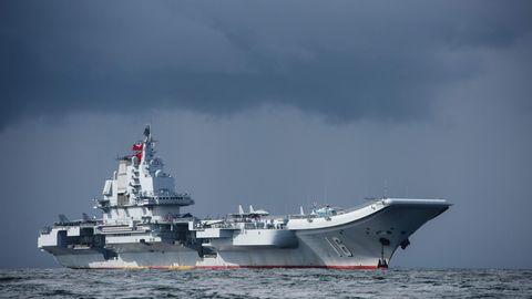 Die Liaoning ist noch der einzige einsatzfähige Träger der Volksrepublik China.