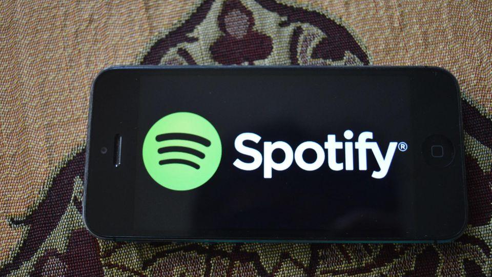 Der Musikstreamingdienst Spotify geht an die Börse.