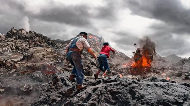 Lukas und Jim im Land der 1000 Vulkane