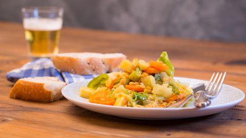Skurrile Geschäftsideen: Curry und Kunst