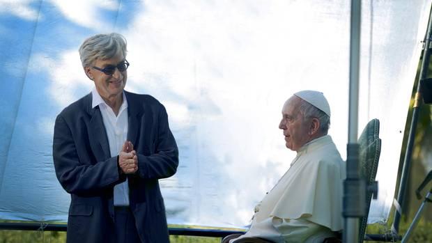 Starregisseur Wim Wenders bringt im Juni einen Franziskus-Film in die Kinos