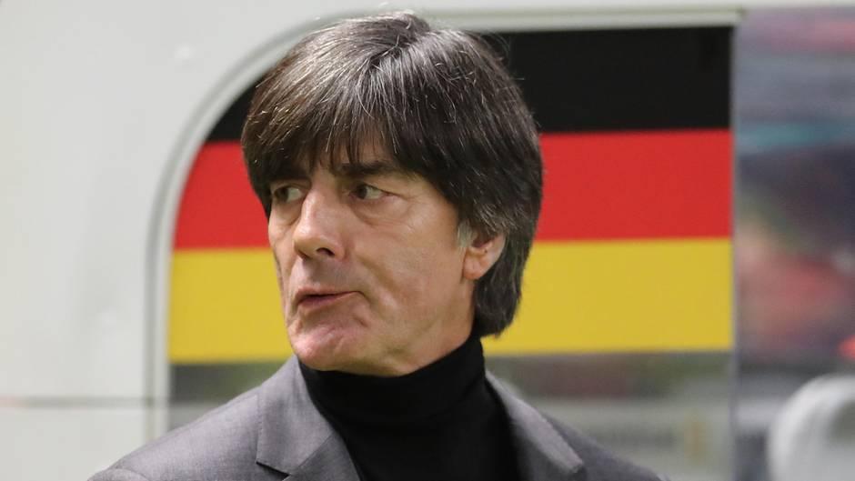 Testspiele beendet - und nun? Bundestrainer Joachim Löw plagen vor der WM Personalfragen