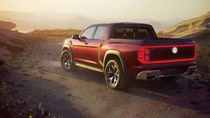 VW Atlas Tanoak - rustikales Design
