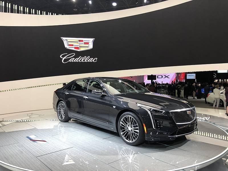 Cadillac CT6 - Druck auf S-Klasse und 7er?