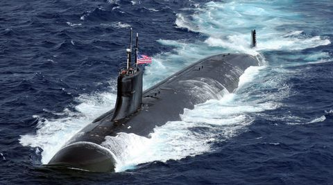 Noch können U-Boote kaum 40 Knoten erreichen, aber im Prinzip sind Geschwindigkeiten von bis zu 5800 km/h möglich.