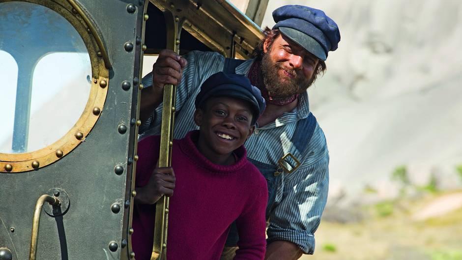 Kinotrailer: Ein großes Abenteuer für Eltern und Kinder: Jim Knopf und Lukas der Lokomotivführer