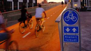 Radfahren schont die Umwelt und das Portemonnaie - mit einem Motor ist es auch nicht mehr so anstrengend.