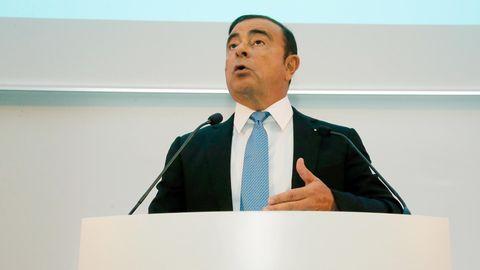 Renault-Chef Carlos Ghosn hat auch bei Nissan das Sagen